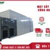 Máy sấy bơm nhiệt công nghiệp 5 Tấn sấy thực phẩm cao cấp