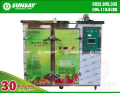 Máy sấy lạnh 30 khay sấy trái cây SS-5730HP
