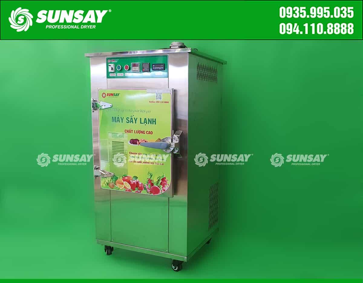 Máy sấy lạnh mini 09 khay chuyên sấy thực phẩm SS-4509HP